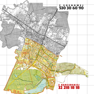 Plan Tychów